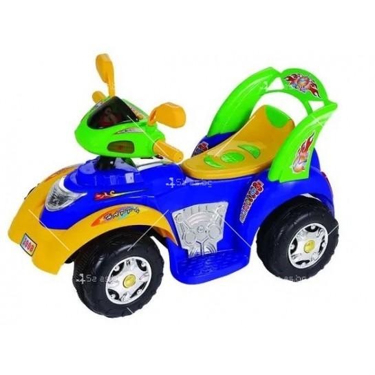Детско акумулаторно бъги Joy Auto
