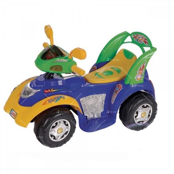Детско акумулаторно бъги Joy Auto 3