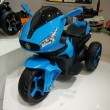 Акумулаторен мотор Shadow 12V с меки гуми и кожена седалка 14