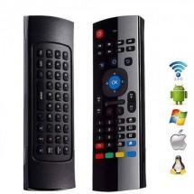 Безжична mini клавиатура с дистанционно управление 2.4Ghz MX3 Android TV Box PC