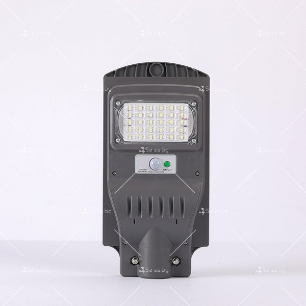 Икономично соларно улично LED осветление със сензор за движение H LED18