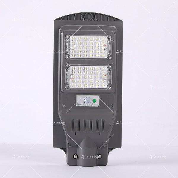 Икономично соларно улично LED осветление със сензор за движение H LED18 3