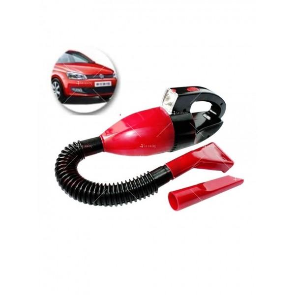 Малка и компактна прахосмукачка за кола CAR VACUUM CLEANER 10
