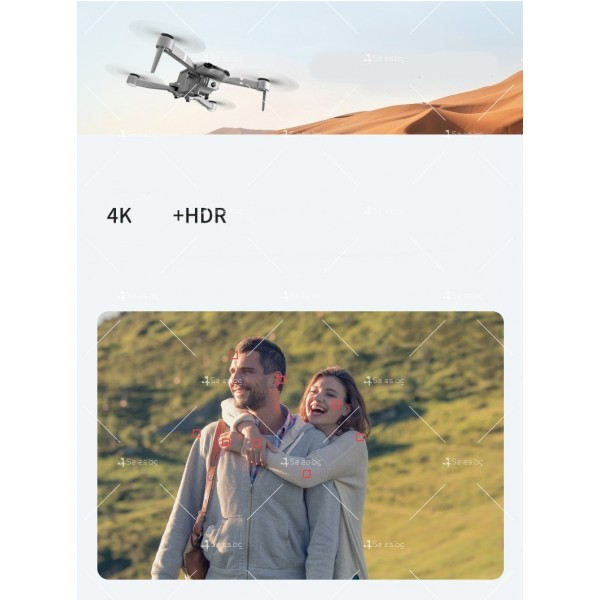 Дрон F3 GPS и 4К заснемане DRON F3 ( GPS+4K+bag) 13