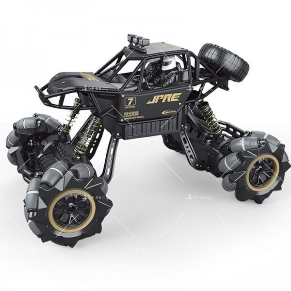Детски автомобил 4 х 4 с дистанционно управление Rock Crawler RC Toy Car 22