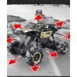Детски автомобил 4 х 4 с дистанционно управление Rock Crawler RC Toy Car 22 4