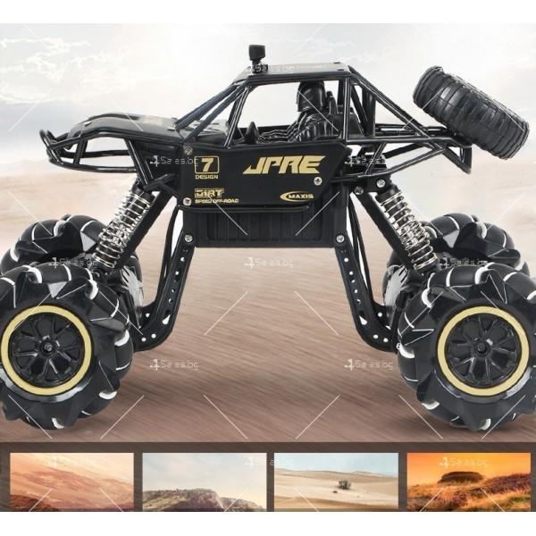 Детски автомобил 4 х 4 с дистанционно управление Rock Crawler RC Toy Car 22 5