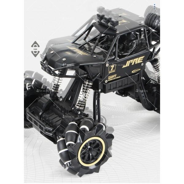 Детски автомобил 4 х 4 с дистанционно управление Rock Crawler RC Toy Car 22 10