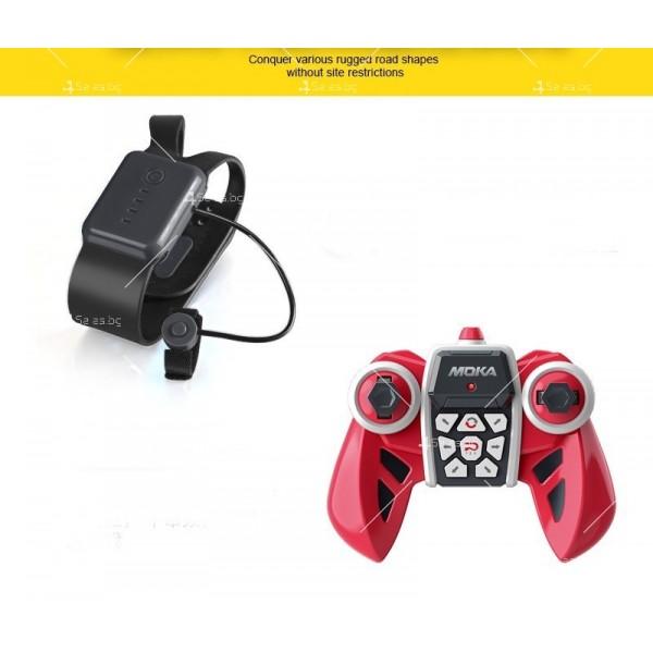 Детски автомобил 4 х 4 с дистанционно управление Rock Crawler RC Toy Car 22 14