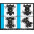 Детски автомобил 4 х 4 с дистанционно управление Rock Crawler RC Toy Car 22 18