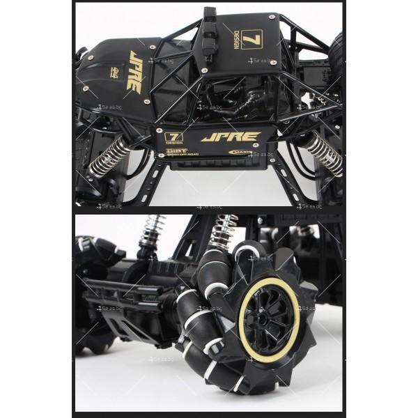 Детски автомобил 4 х 4 с дистанционно управление Rock Crawler RC Toy Car 22 19