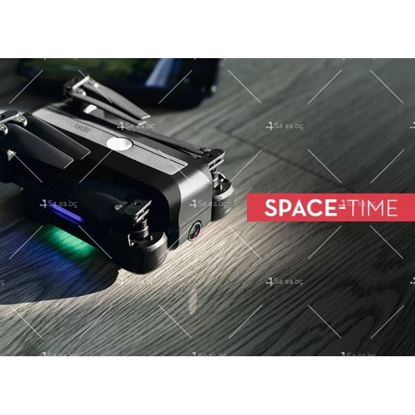 Сгъваем дрон с двойна камера и видео в реално време 4K HD - Dron H20 (4K) 10
