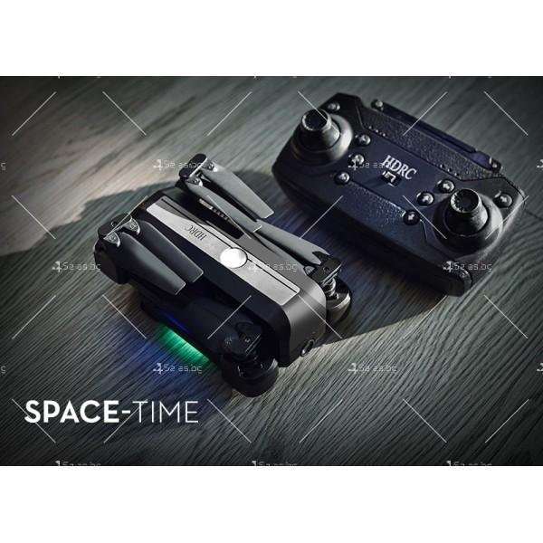 Сгъваем дрон с двойна камера и видео в реално време 4K HD - Dron H20 (4K) 11