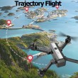 Сгъваем дрон с двойна камера и видео в реално време 4K HD - Dron H20 (4K) 18
