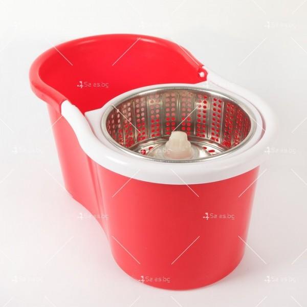 Моп за почистване на под - ламинат - spin mop 360