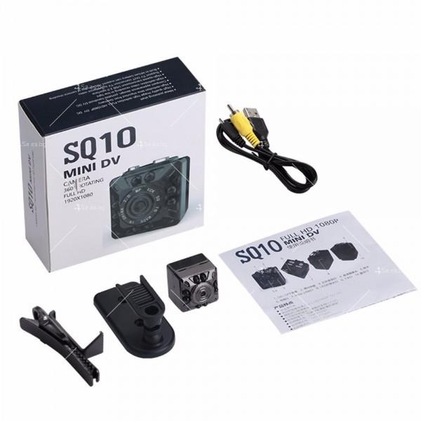 Full HD мини-камера SQ10 mini DV 10