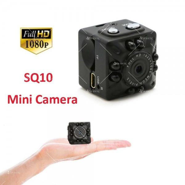 Full HD мини-камера SQ10 mini DV 9
