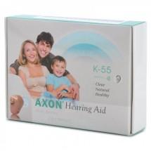 Безжичен вътрешноушен слухов апарат AXON K-55
