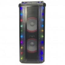 Парти спийкър с Bluetooth и безжичен микрофон - 10 инча HS-TD1070