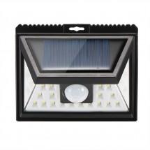 Градинска соларна лампа с 24 LED светлина и сензор за движение - H LED14