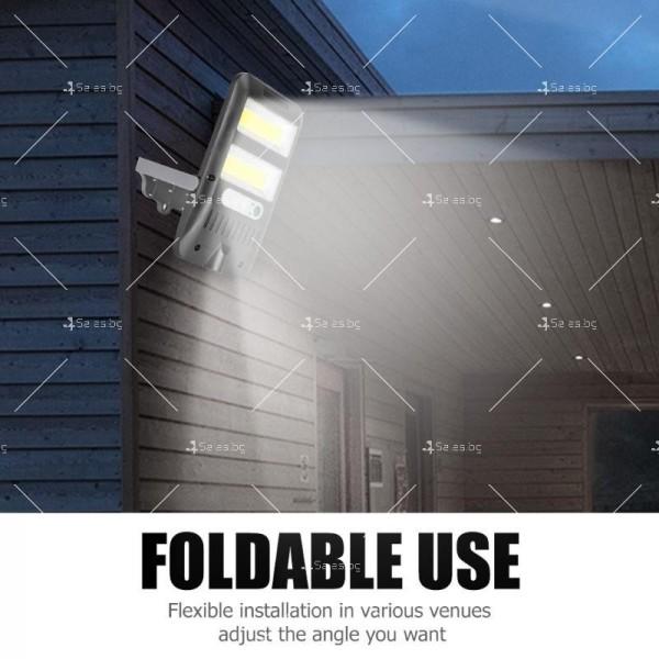 LED градинска соларна лампа с 36 диода - H LED15 4