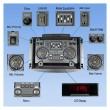 Преносима караоке тонколона Elekom EK-M210B, Bluetooth, USB, SD cart, 2 микрофона 5