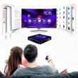 Смарт ТВ бокс K10 TV BOX Android 8K, 32GB, WiFi и Bluetooth 3