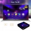 Смарт ТВ бокс K10 TV BOX Android 8K, 32GB, WiFi и Bluetooth 5