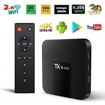 Мини устройство Smart TV Box TX3 Mini, Android 7.1