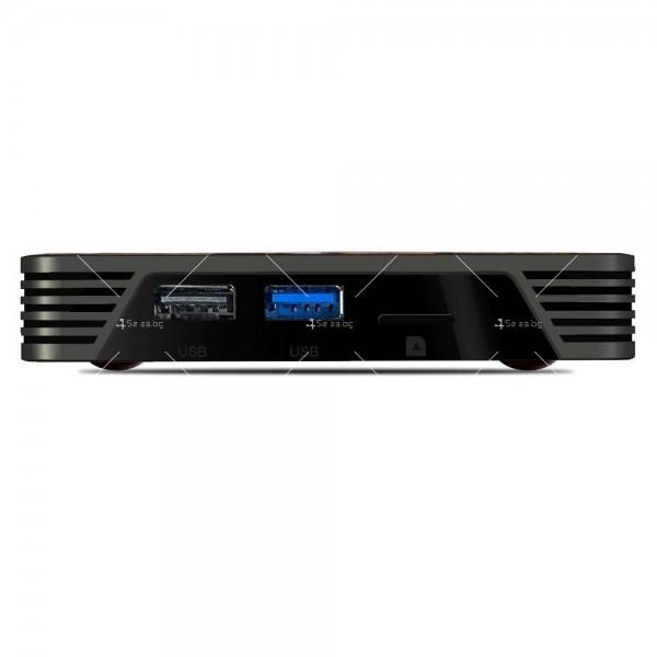 Невероятен ТВ Бокс X88 PRO X3 Amlogic S905x3 4GB / 32GB 8K видео 6