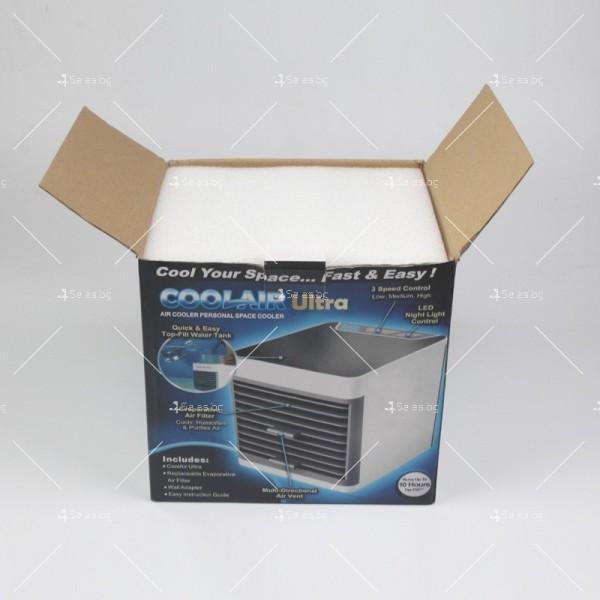 Малка преносима охладителна система ''мини климатик'' TV536 7