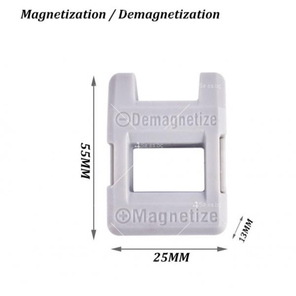 Многофункционален инструмент с набор отвертки 135 в 1 GSM TOOL 5 17