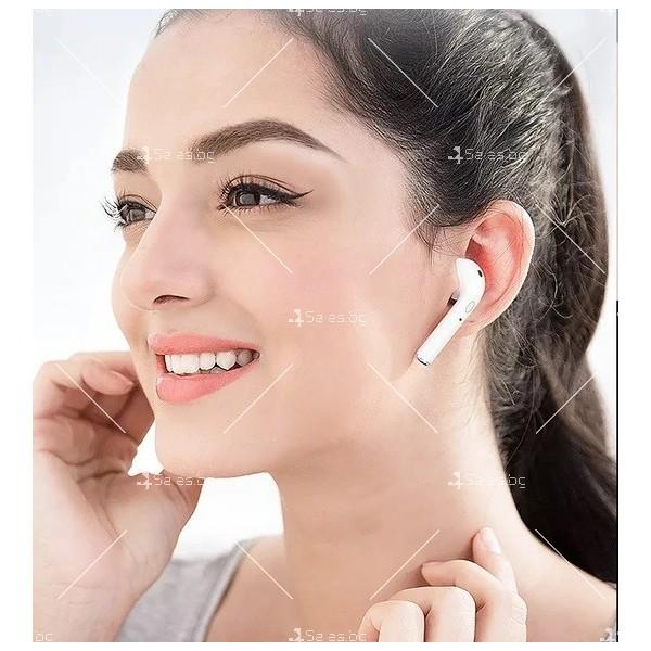 Bluetooth безжични слушалки i9S TWS 4