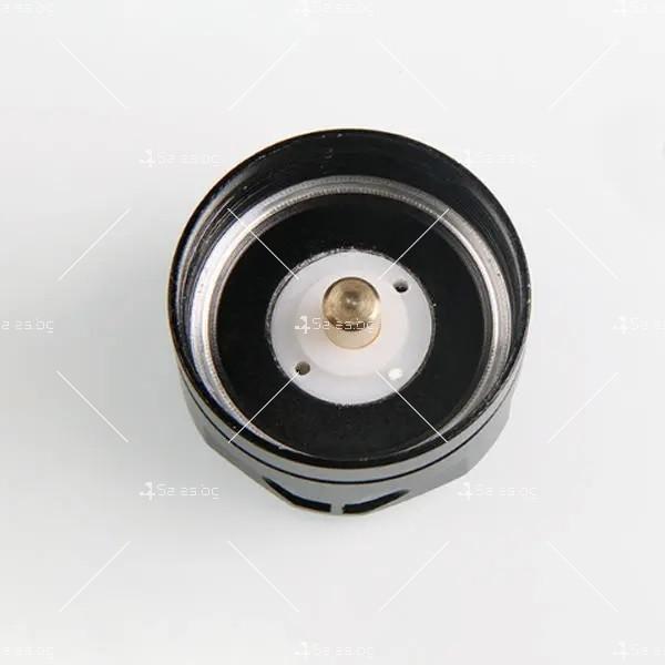 Ултра ярък и мощен LED фенер 50W Luminus SST40 FL72 9