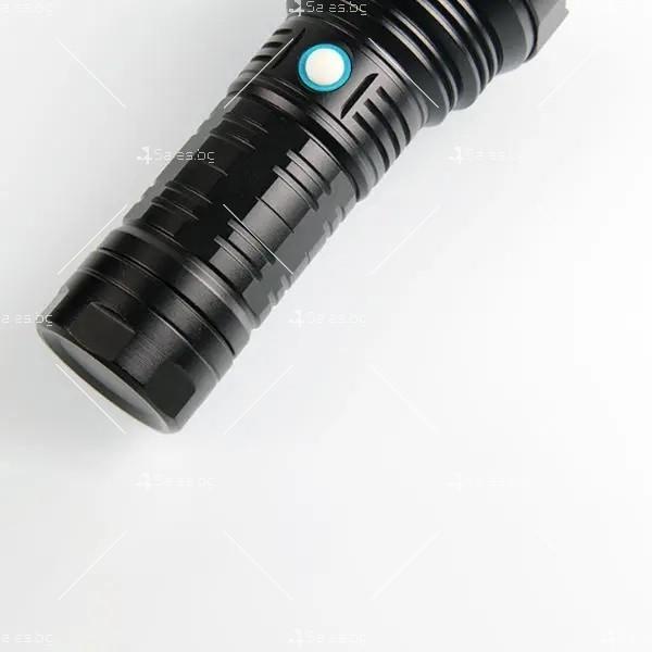 Ултра ярък и мощен LED фенер 50W Luminus SST40 FL72 10