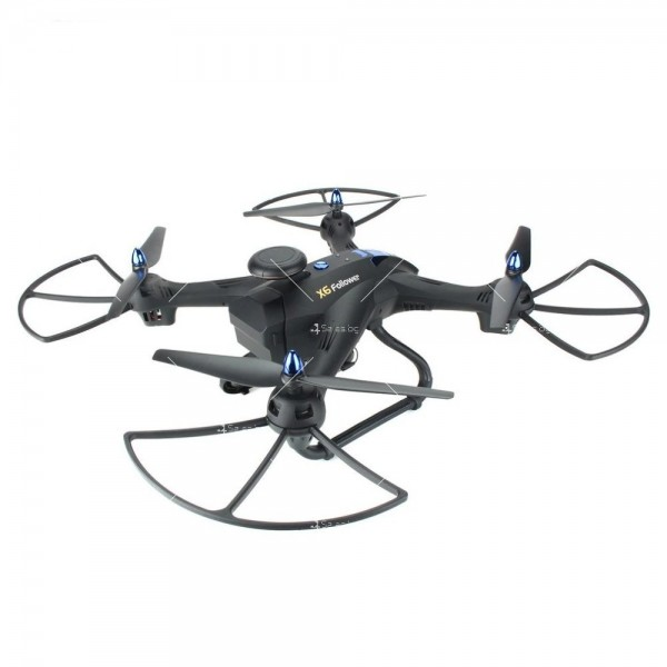 Квадрокоптер Global Drone X183 5