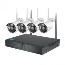 Система за видеонаблюдение Wi-Fi Kit