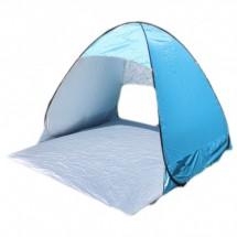 Саморазгъваща се лятна двуместна палатка за плаж или къмпинг PALAT5