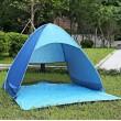 Саморазгъваща се лятна двуместна палатка за плаж или къмпинг PALAT5 4
