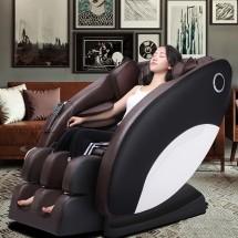 Иновативен масажиращ стол тип космическа капсула за цялото тяло