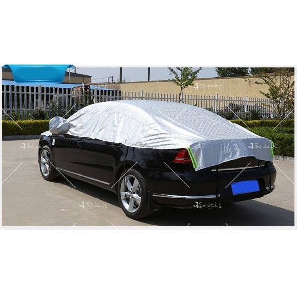 Универсално мултифункционално покривало за автомобил Auto Shad 6,7 6