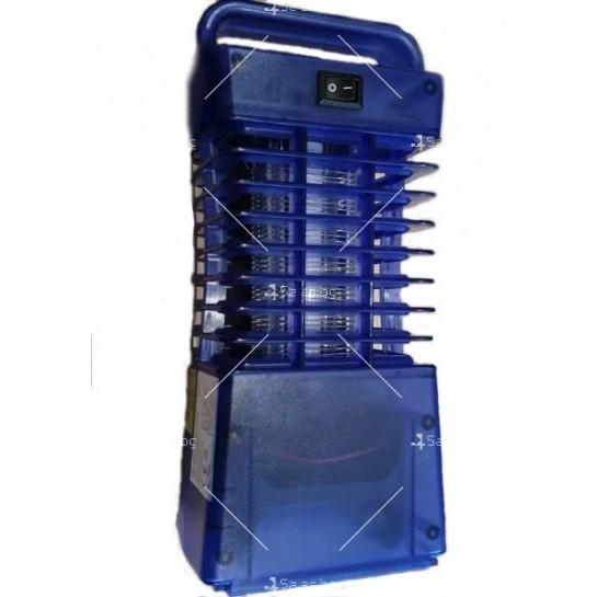Компактна UV лампа срещу летящи насекоми TV569