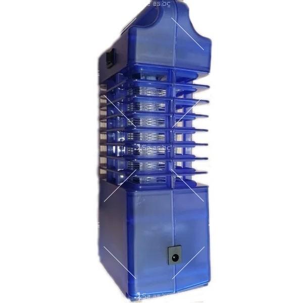 Компактна UV лампа срещу летящи насекоми TV569 4