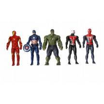 Комплект от пет супер героя от спасителния отряд на Отмъстителите