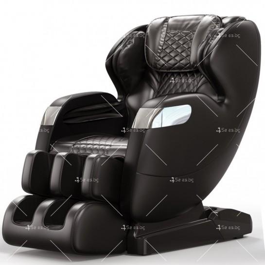 Луксозен масажен стол с Bluetooth и различни масажни техники модел X8L