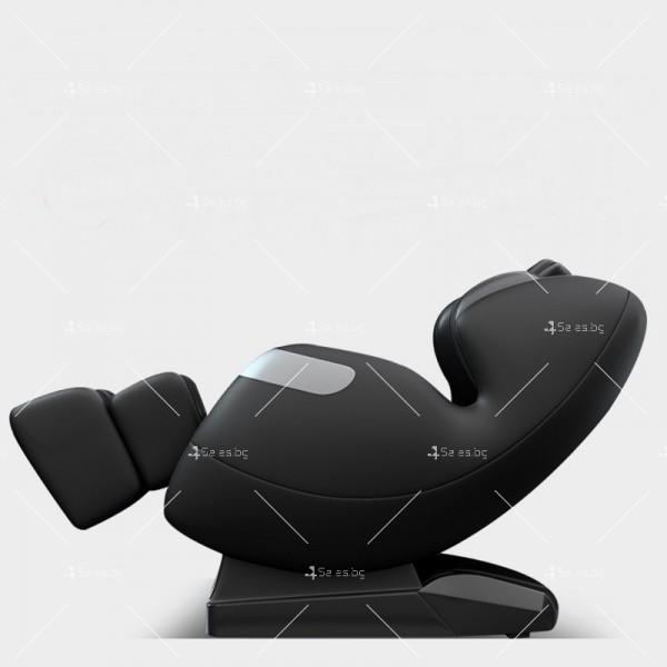 Луксозен масажен стол с Bluetooth и различни масажни техники модел X8L 22