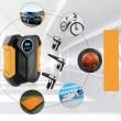 Автомобилна портативна въздушна помпа с безжичен цифров дисплей AUTO PUMP5 6