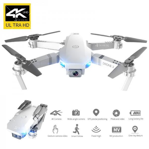 Иновативен мини дрон с висока резолюция от 4К HD - DRON E59 (4K+BAG) 12