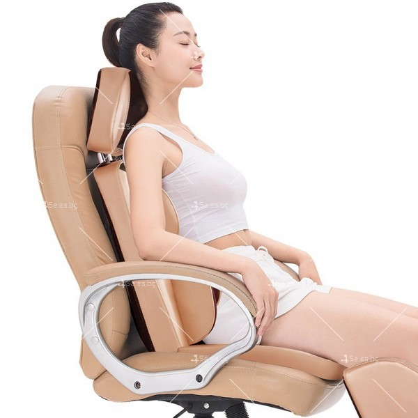 масажиращ стол с 4 секции, специализиран в масажа на шийните прешлени TV285 2