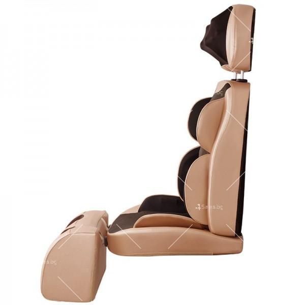 масажиращ стол с 4 секции, специализиран в масажа на шийните прешлени TV285 3